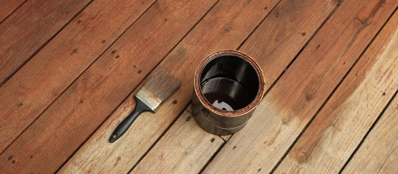 Tips for Maintaining Your Deck Stain