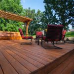 Deck Staining in Cary, NC
